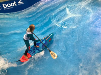 boot duesseldorf sup wave masters superflavor sup mag IMG 9867 400x300 - Foto-Highlights der boot Düsseldorf SUP Wave Masters 2018