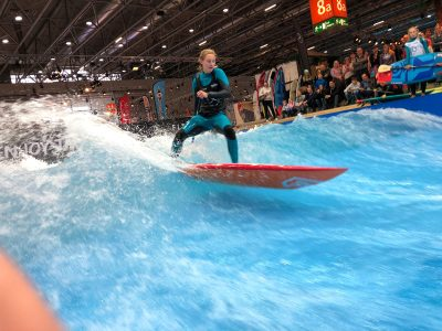boot duesseldorf sup wave masters superflavor sup mag IMG 9887 400x300 - Foto-Highlights der boot Düsseldorf SUP Wave Masters 2018