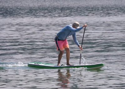 GTS Sportstourer 13 0 sup test superflavor 16 400x286 - GTS Sportstourer 13.0 im Inflatable SUP Board Test