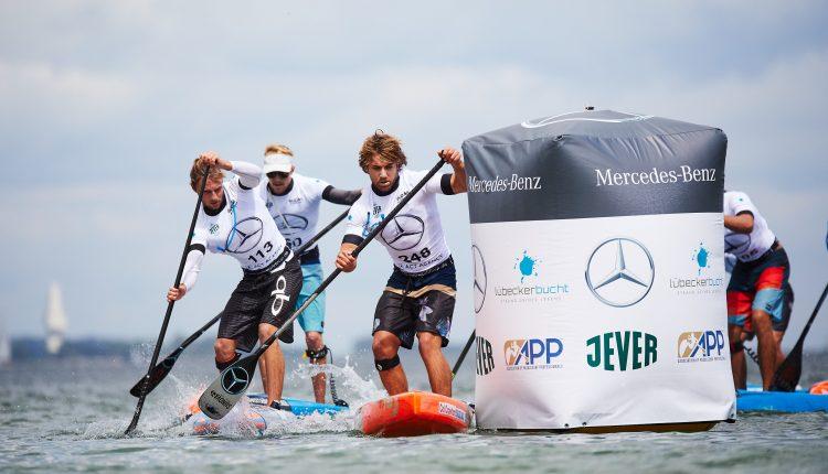 Mercedes-Benz SUP World Cup