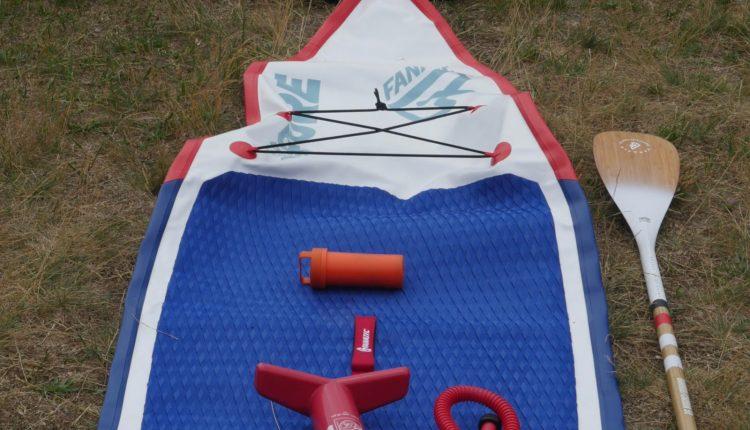 fanatic pure air superflavor sup board test 03