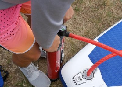 fanatic pure air superflavor sup board test 04 400x286 - Fanatic Pure Air Touring 11.6 im Inflatable SUP Board Test