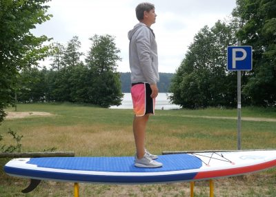fanatic pure air superflavor sup board test 05 400x286 - Fanatic Pure Air Touring 11.6 im Inflatable SUP Board Test