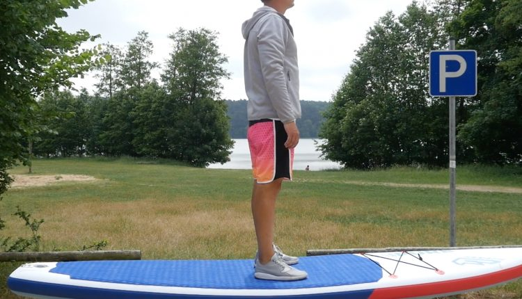 fanatic pure air superflavor sup board test 05