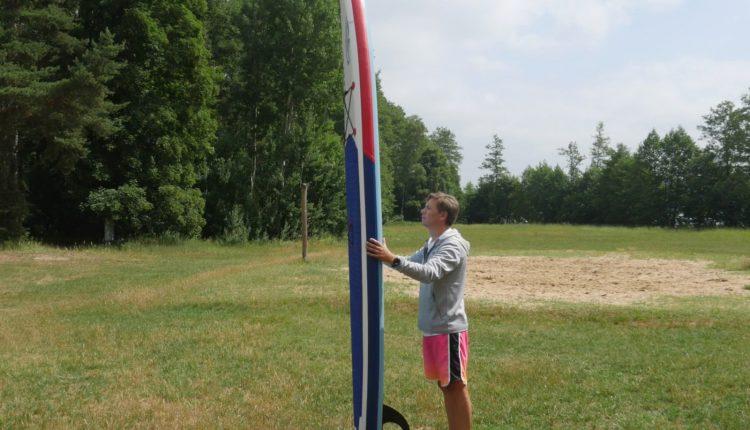 fanatic pure air superflavor sup board test 08