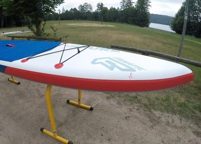 fanatic pure air superflavor sup board test 10 400x286 - Fanatic Pure Air Touring 11.6 im Inflatable SUP Board Test