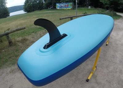 fanatic pure air superflavor sup board test 11 400x286 - Fanatic Pure Air Touring 11.6 im Inflatable SUP Board Test