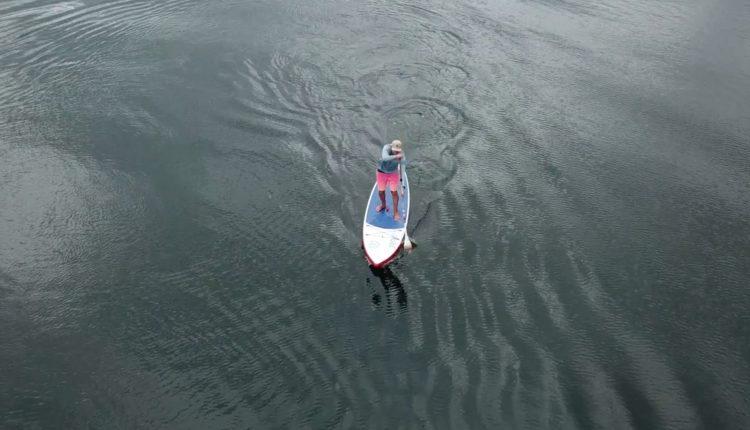 fanatic pure air superflavor sup board test 13