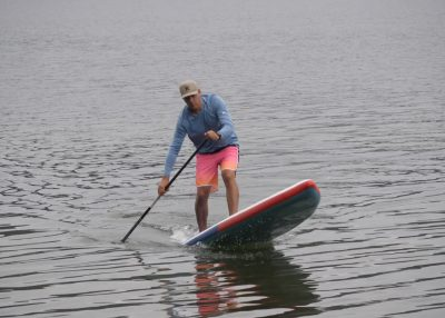 fanatic pure air superflavor sup board test 14 400x286 - Fanatic Pure Air Touring 11.6 im Inflatable SUP Board Test