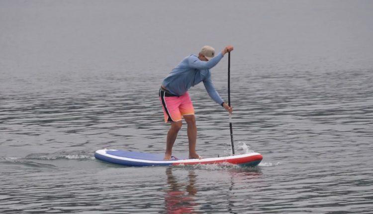 fanatic pure air superflavor sup board test 15