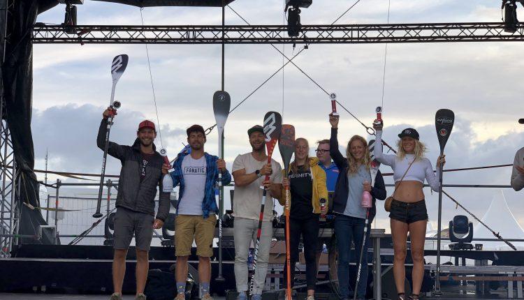 winner german sup challenge norderney