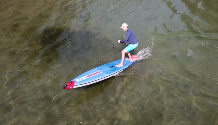 Starboard Allstar Airline Inflatable sup Board Test – Superflavor SUP Mag 02