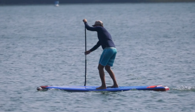 Starboard Allstar Airline Inflatable sup Board Test – Superflavor SUP Mag 03