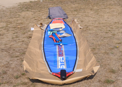 Starboard Allstar Airline Inflatable sup Board Test Superflavor SUP Mag 07 400x286 - Starboard Allstar Airline 12.6x27 im Inflatable SUP Board Test
