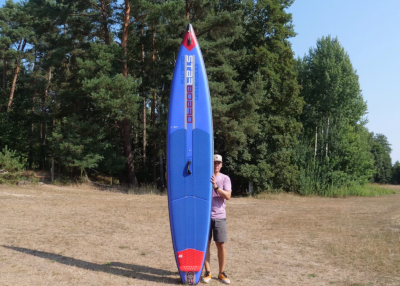 Starboard Allstar Airline Inflatable sup Board Test Superflavor SUP Mag 10 400x286 - Starboard Allstar Airline 12.6x27 im Inflatable SUP Board Test