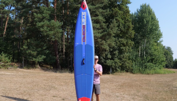 Starboard Allstar Airline Inflatable sup Board Test – Superflavor SUP Mag 10