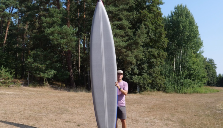 Starboard Allstar Airline Inflatable sup Board Test – Superflavor SUP Mag 11