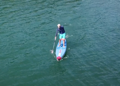 Starboard Allstar Airline Inflatable sup Board Test Superflavor SUP Mag 14 400x286 - Starboard Allstar Airline 12.6x27 im Inflatable SUP Board Test