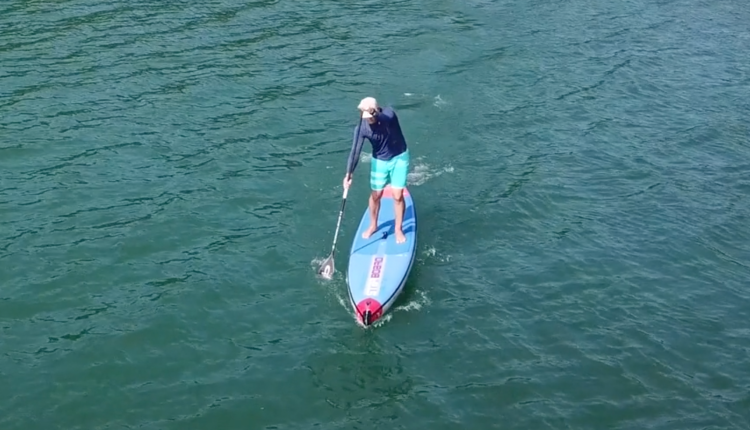 Starboard Allstar Airline Inflatable sup Board Test – Superflavor SUP Mag 14