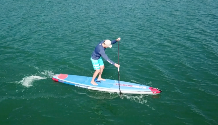Starboard Allstar Airline Inflatable sup Board Test – Superflavor SUP Mag 15