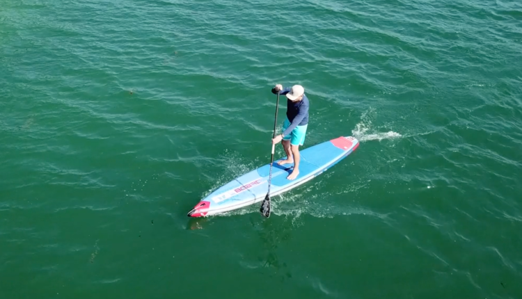 Starboard Allstar Airline Inflatable sup Board Test – Superflavor SUP Mag 17