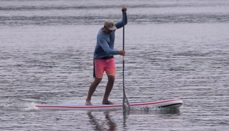gts malibu inflatable sup board test – christian hahn superflavor sup mag 01
