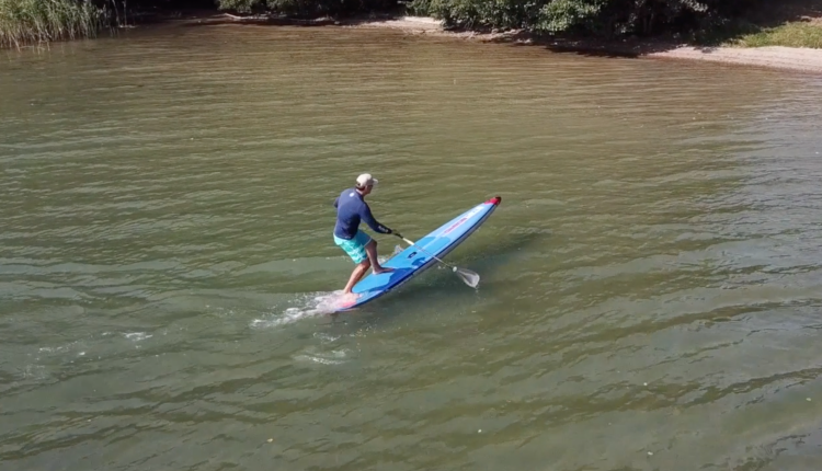 starboard airline allstar infalable sup board test christian hahn – superflavor sup mag 03