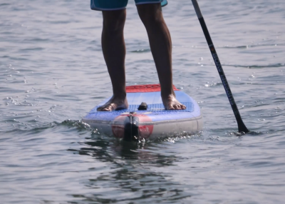 starboard airline allstar infalable sup board test superflavor sup mag 14 400x286 - Starboard Allstar Airline 14.0x26 im Inflatable SUP Board Test