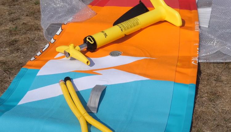 naish alana 2019 inflatable sup board test – superflavor sup mag 05