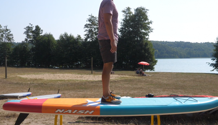 naish alana 2019 inflatable sup board test – superflavor sup mag 07