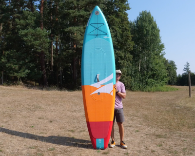 naish alana 2019 inflatable sup board test superflavor sup mag 08 400x320 - Naish Alana Air DC 11.6 im Inflatable SUP Board Test