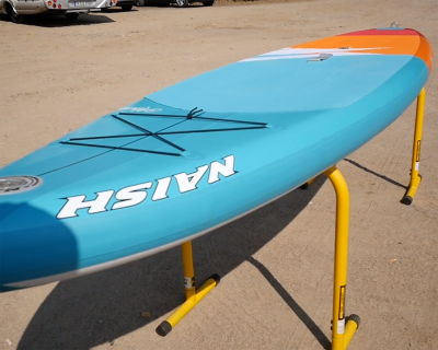 naish alana 2019 inflatable sup board test superflavor sup mag 11 400x320 - Naish Alana Air DC 11.6 im Inflatable SUP Board Test