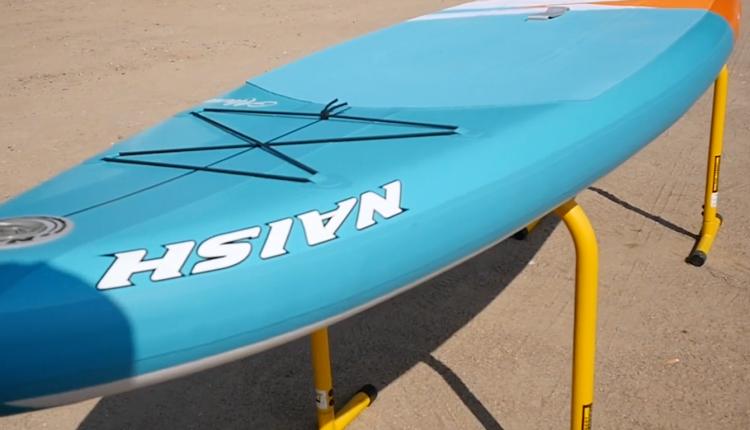 naish alana 2019 inflatable sup board test – superflavor sup mag 11