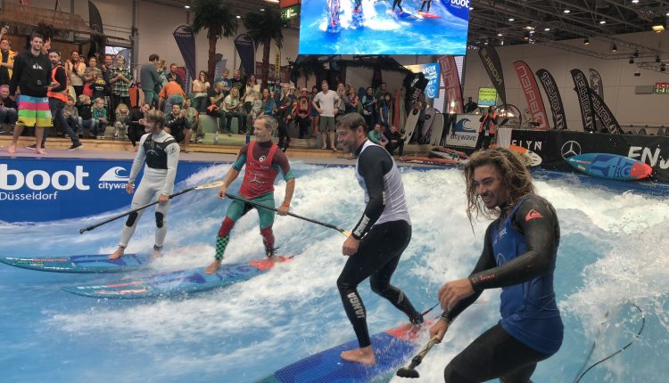 sup wave masters boot indoor wave