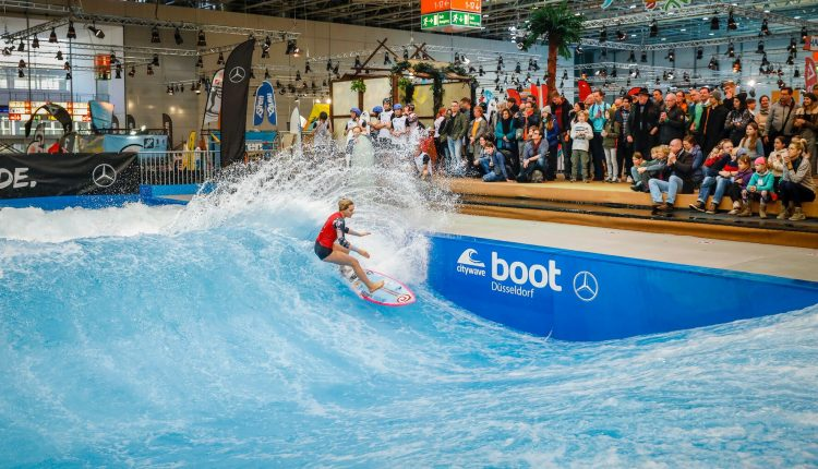 wave masters boot duesseldorf