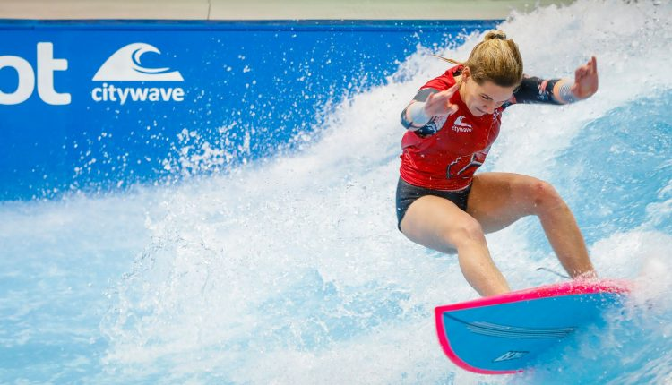 wave masters indoor surfing boot duesseldorf 2010