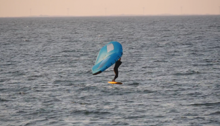 starboard freewing air test